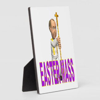 Easter Mass Photo Plaque