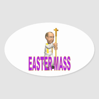 Easter Mass Stickers