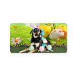 Easter - Mixed Breed - Jake Address Label