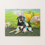 Easter - Mixed Breed - Jake Jigsaw Puzzles