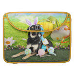 Easter - Mixed Breed - Jake Sleeve For MacBooks