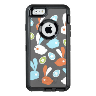 Easter Modern Twist Pattern OtterBox Defender iPhone Case