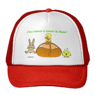 Easter Mona Trucker Hat