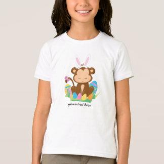 Easter Monkey Bunny T-Shirt