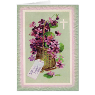 Easter Morn Greeting Cards