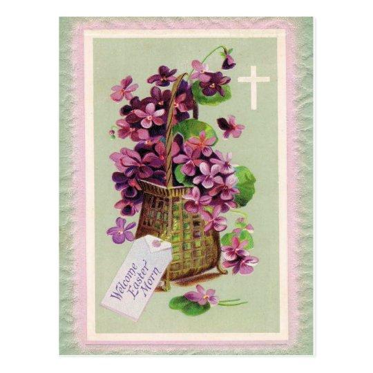 Easter Morn Postcard