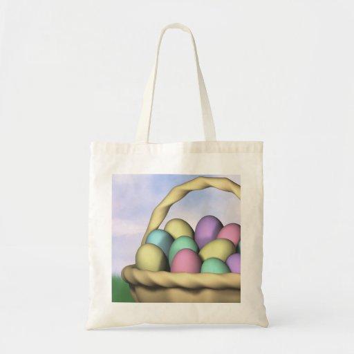 Easter Morning Budget Tote Bag