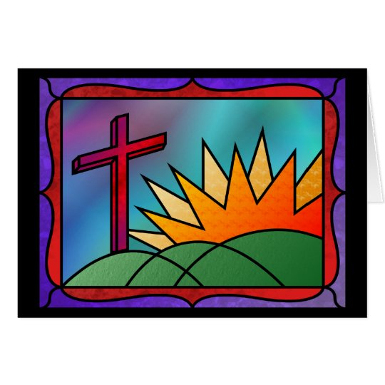 Easter Morning Card