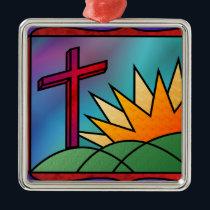 Easter Morning Ornament
