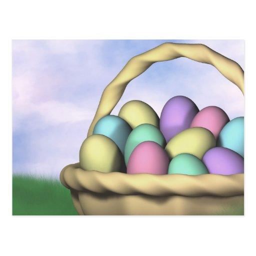 Easter Morning Postcard