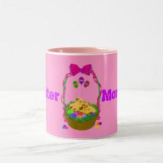 Easter Mornings-Two-Tone Mug