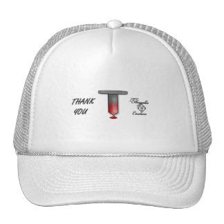 Easter Nail and Blood Trucker Hat