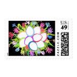 Easter Nest_1 Postage Stamp