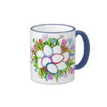 Easter Nest Ringer Coffee Mug