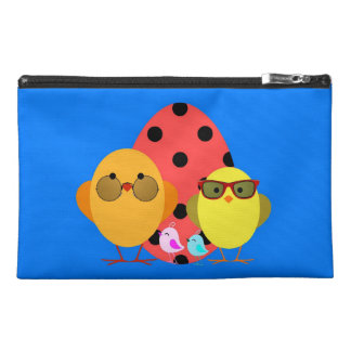 Easter or Spring Egg & Chick Family - Cute! Travel Accessories Bags