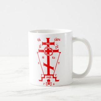 Easter Orthodox Great Schema Coffee Mugs