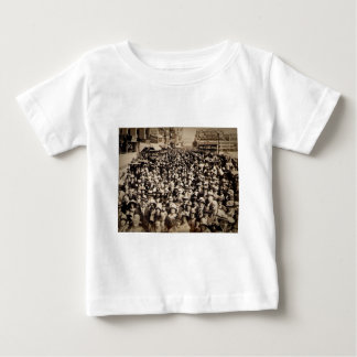 Easter Parade Atlantic City New Jersey Boardwalk Baby T-Shirt