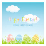 Easter Party Family Reunion invitation