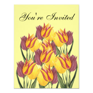 Easter Party 4.25x5.5 Paper Invitation Card
