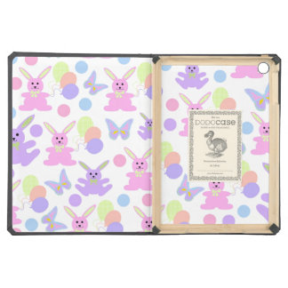 Easter Party Pattern Cover For iPad Air