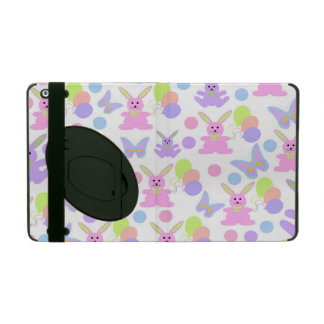 Easter Party Pattern iPad Case