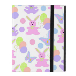 Easter Party Pattern iPad Cases