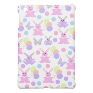 Easter Party Pattern iPad Mini Case