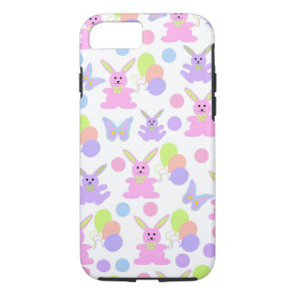 Easter Party Pattern iPhone 8/7 Case