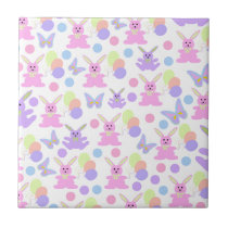 Easter Party Pattern Tile
