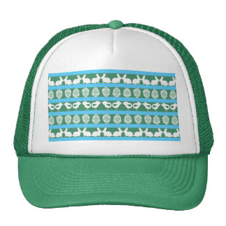 Easter pattern. Any background color Trucker Hat