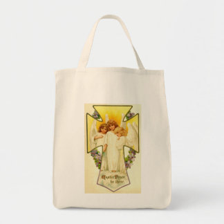 Easter peace be thine tote bag
