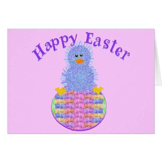 Easter Peep Card