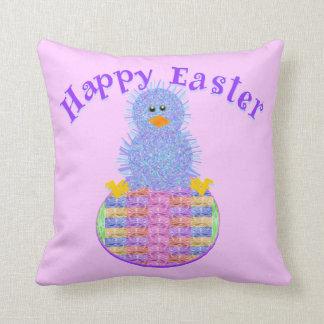 Easter Peep Throw Pillow