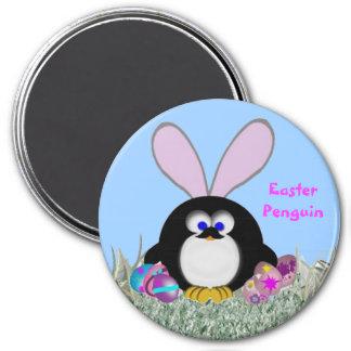 Easter Penguin Fridge Magnets
