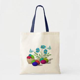 Easter picture tote bag