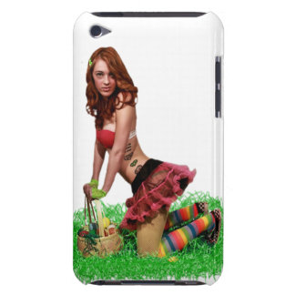 Easter Pin Up Case-Mate iPod Touch Case