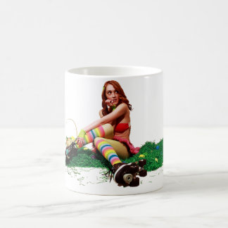Easter Pin Up Coffee Mug