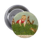 Easter Pinback Button