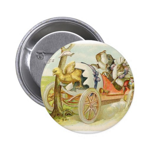 Easter Pinback Buttons