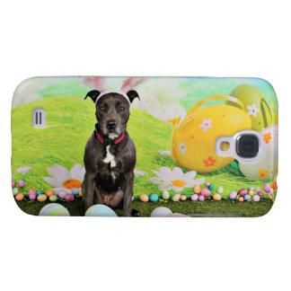 Easter - Pitbull  - Gunner Galaxy S4 Cover