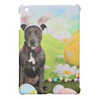 Easter - Pitbull - Gunner iPad Mini Cover