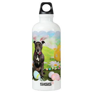 Easter - Pitbull  - Puddin Head SIGG Traveler 0.6L Water Bottle