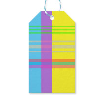 Easter Plaid Gift Tags