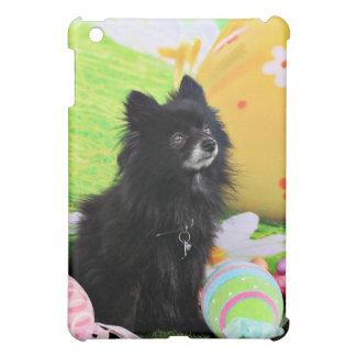 Easter - Pomeranian - Bear Cover For The iPad Mini