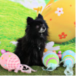Easter - Pomeranian - Bear Photo Cut Out