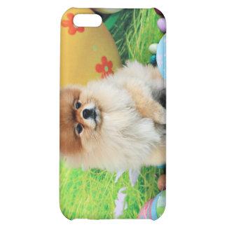 Easter - Pomeranian - Dexter iPhone 5C Cases