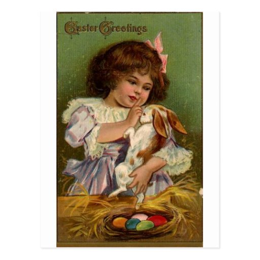 Easter Post Cards