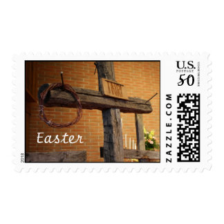 Easter - postage stamps