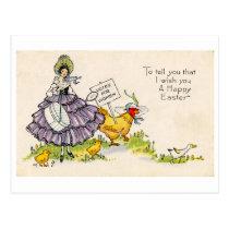 Easter Postcard (ca. 1920)