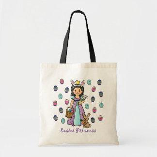 Easter Princess Tote Bag
